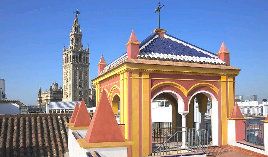 Kulinarische route durch andalusien mit dem besten for Design hotels andalusien